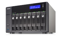 QNAP TVS-871-i3-4G 8-Bay Tower NAS