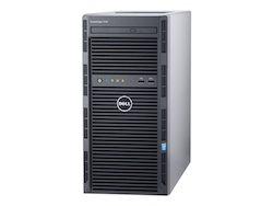 Dell PowerEdge T130 Server (1xE3-1230v5/2x1TB/8GB)