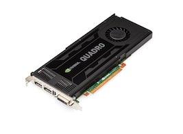 Nvidia Quadro K4000 3GB GPU