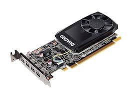 Nvidia Quadro P600 2GB GPU