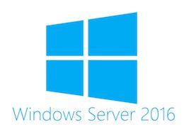 Microsoft Windows Server Standard 2016 64-Bit DVD